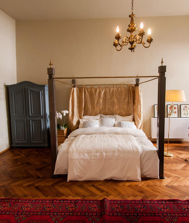 Interior for King Apartment - Camino Cluj