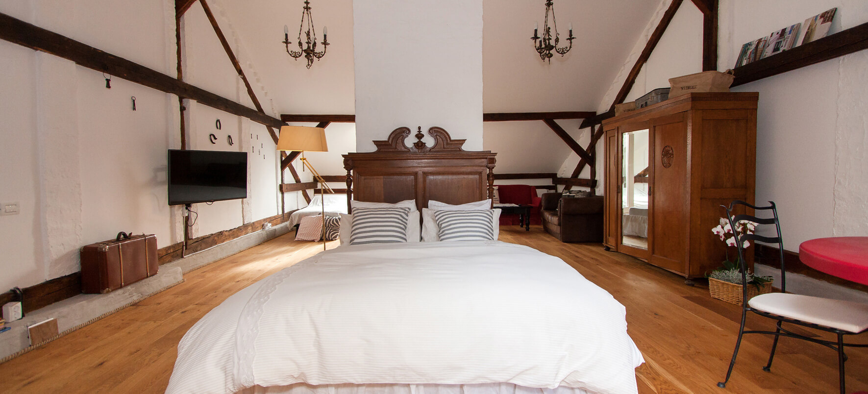 Interior for Loft - Camino Cluj