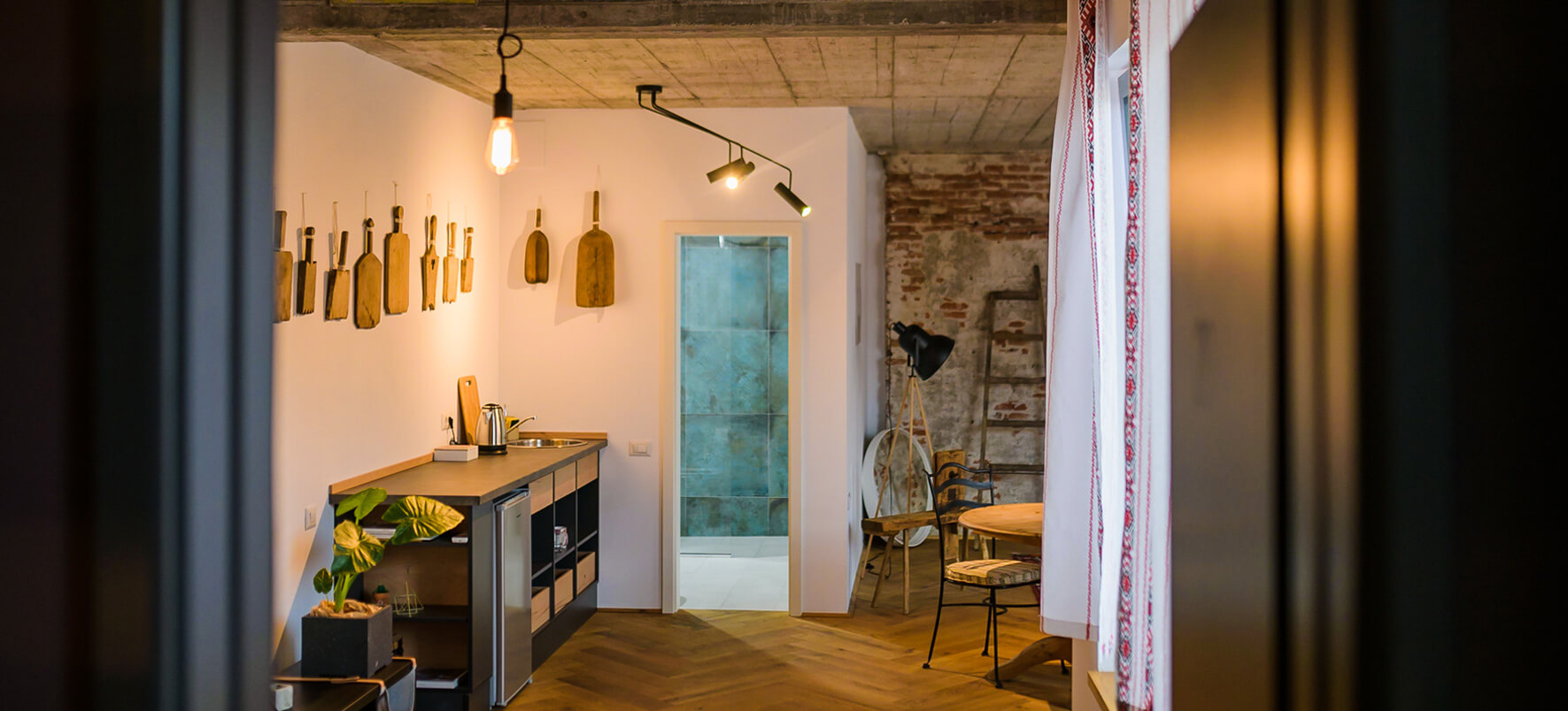 Interior for Transilvanian Lofts - Camino Cluj